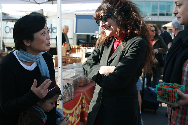 soyoung scanlan and ruth reichl