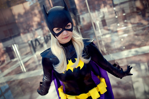 Batgirl Stephanie Brown V Cosplay