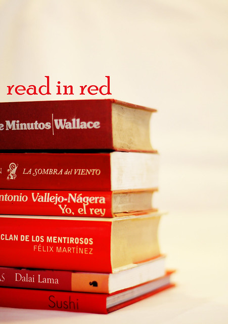 Read in red