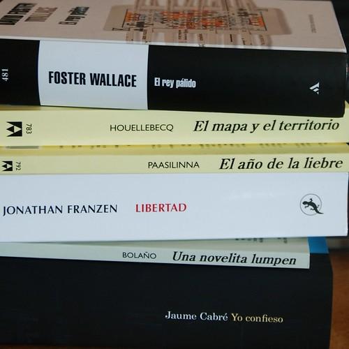 Libros Navidad 2012