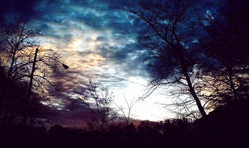 sky clouds sunrise 365