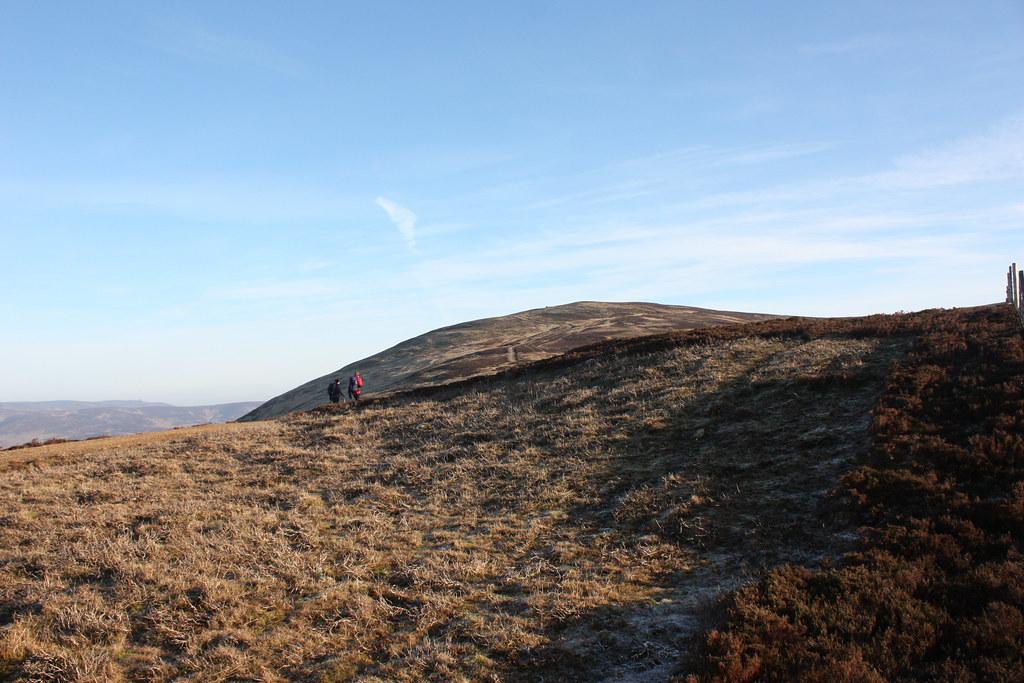 Climbing West Wirren