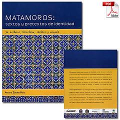 Libro PDF - Matamoros: textos y pretextos de identidad