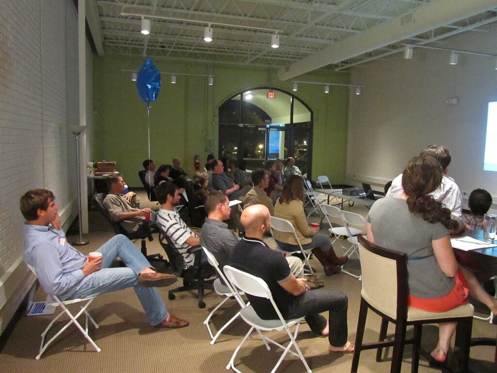 Nov 8, 2011 Meetup