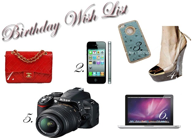 birthdaywishlist