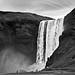 Skógafoss II - Icelandic Waterfalls Series -  Iceland by Nonac_eos