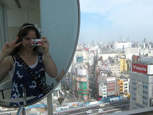 Shinjuku Bathroom View