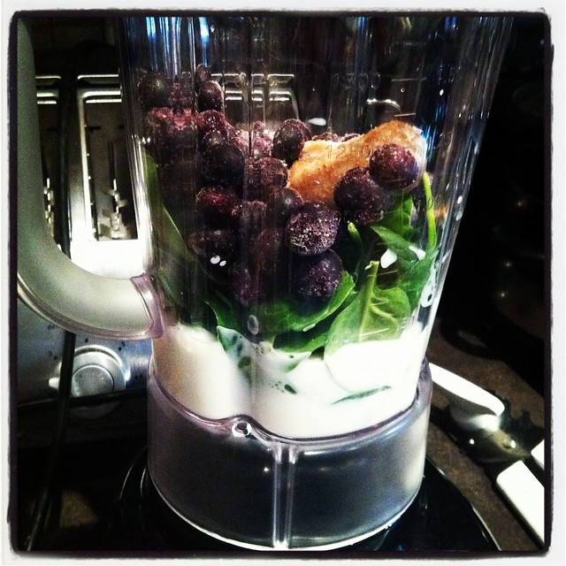 Delicious (No Really!) Green Smoothie Recipe - Merry About ...