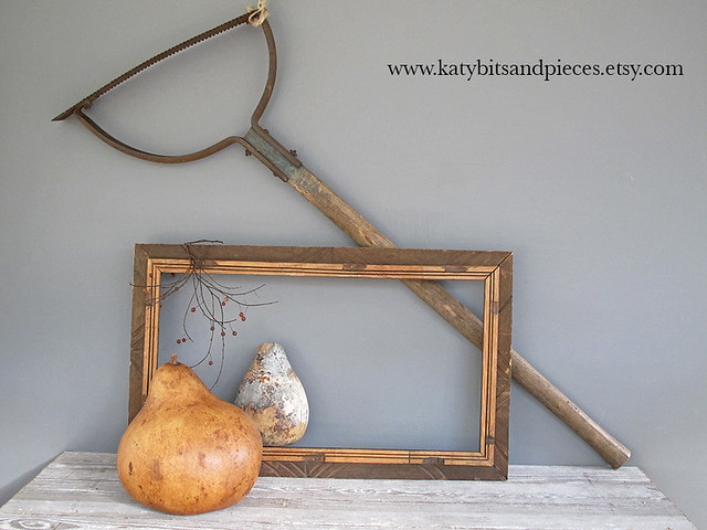 Large Vintage Wall Decor : Vintage farm tool large rustic wall decor flickr photo