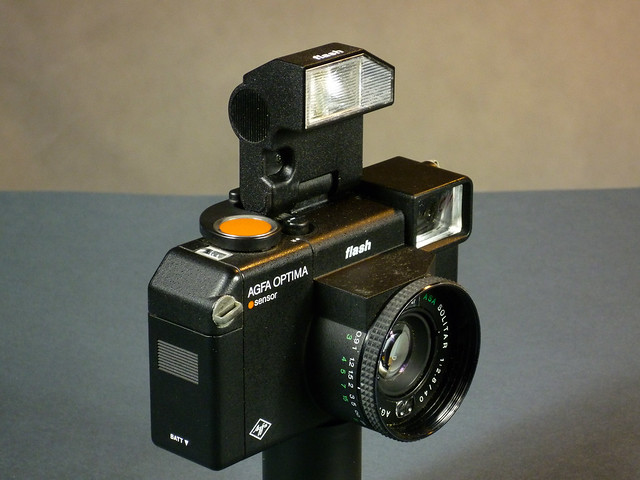 Agfa Optima Sensor Flash