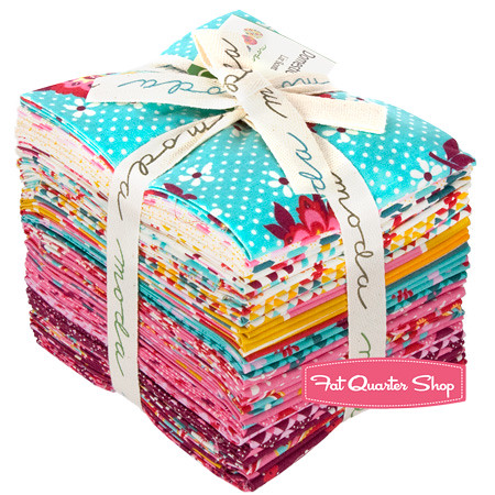 Fat Quarter Shop GIVEAWAY!