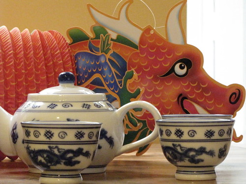 Lunar New Year Tea