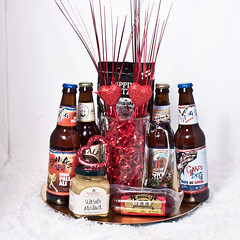 frederick-sampler-beer-basket Valentine's Day Gift Basket