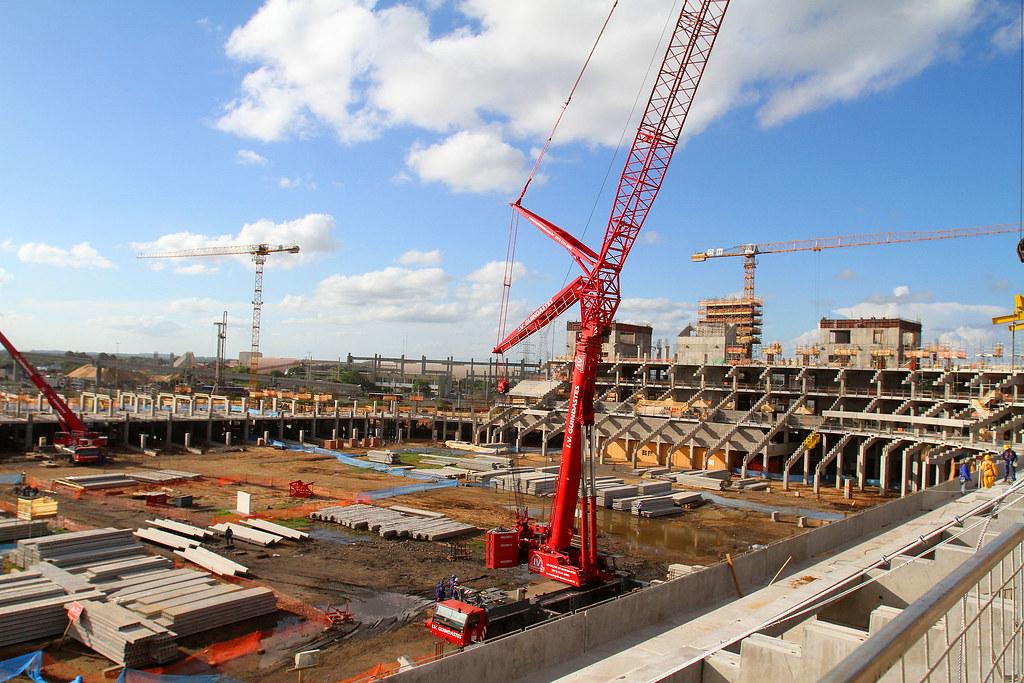 Construção da Arena gremista [53%] 6730547335_dcfd5fd595_b