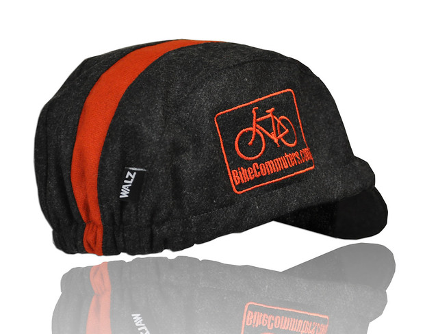 BikeCommuters.com wool caps