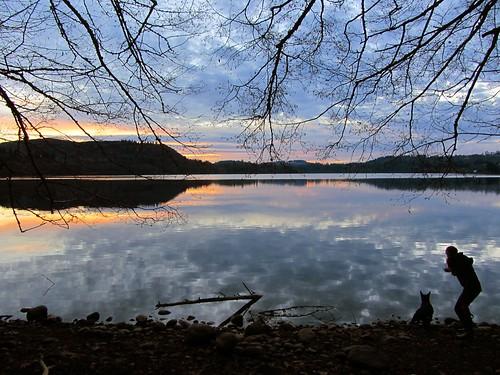 christmas camping dog lake washington olive stateparks ikekinswastatepark