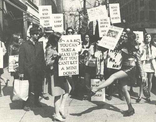 GAMS Demonstration, NYC (1970)