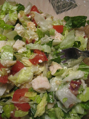 Day 18 - Chopped Salad by Karin Beil