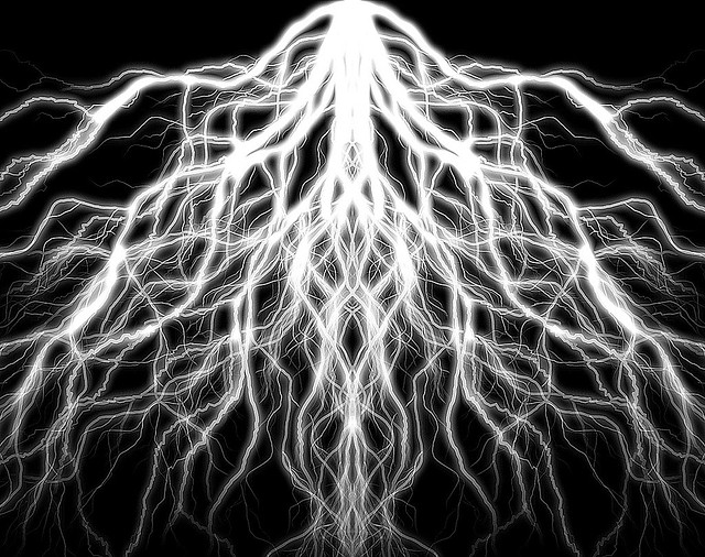 Mirrored lightning template 001 flickr photo sharing for Lightning link template