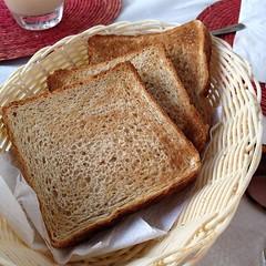 Toast boat! #photojojoworkcation