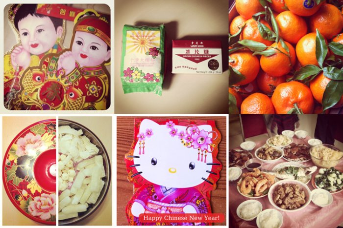 new year instagrams CNY 2012