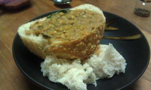Lentil soup by VlinderM