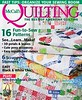 Cover of Magazine/ McCalls Quilting