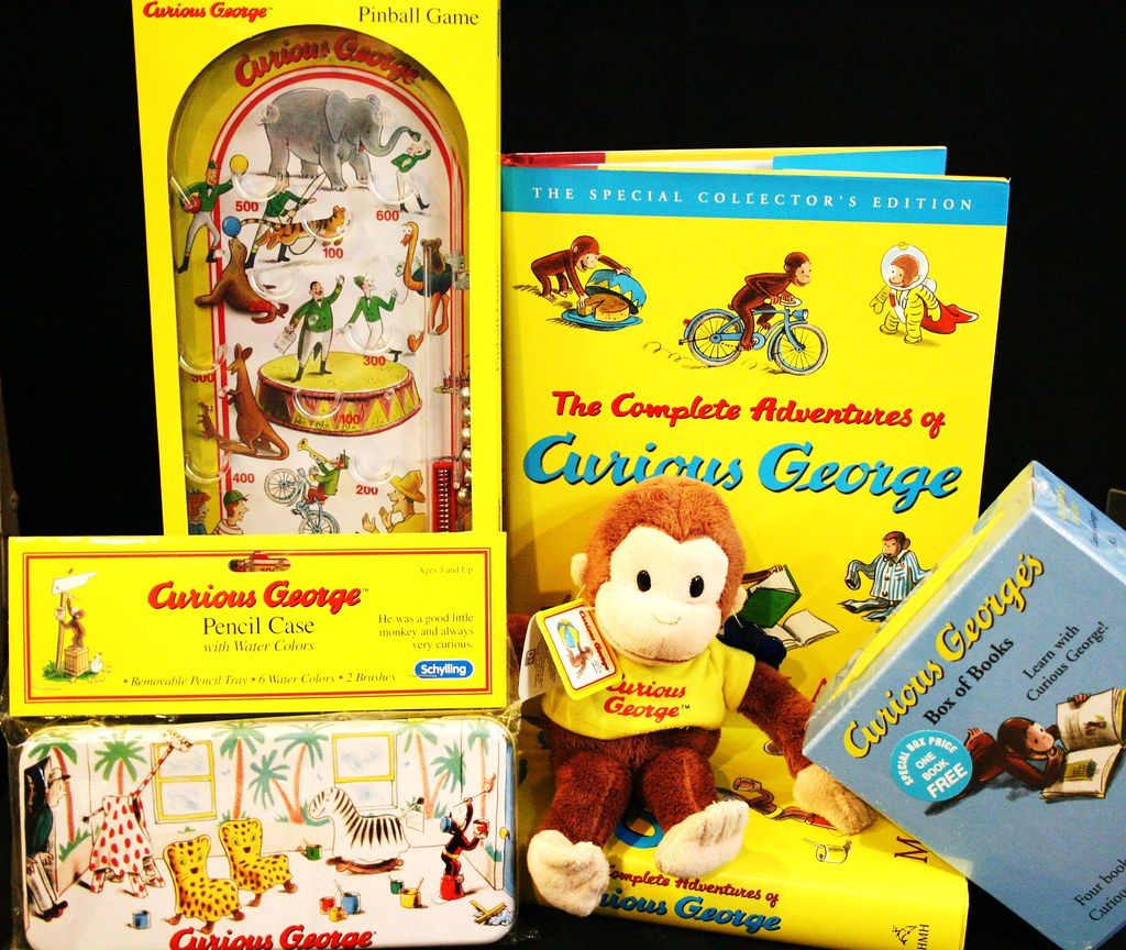 Curious George!
