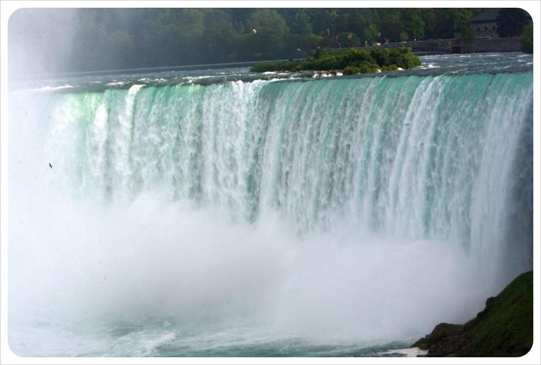 niagara falls horseshoe falls canada