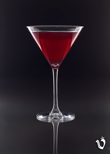 Cocktail Cranberry Martini