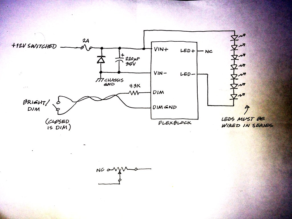 motorcycle led headlight wiring diagram   39 wiring