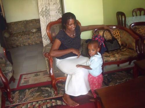 Auntie Mapenzi & Jimmy
