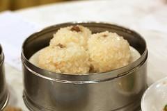 rice balls @ empress harbour seafood