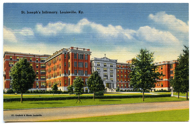 St Joseph 39 S Infirmary Louisville Ky Flickr Photo Sharing