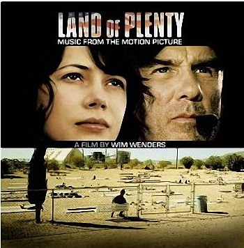 cover of Land of Plenty OST