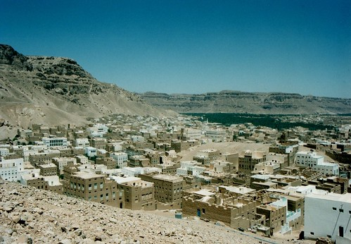 architecture day clear yemen sayun イエメン サユーン 建築
