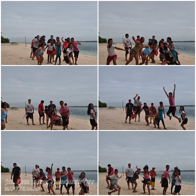 Group Shots - Pink Beach (1)