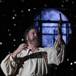 Jay O. Sanders as Galileo in the Huntington Theatre Company's American Premiere production of Two Men of Florence at the BU Theatre, part of the 2008-2009 season. Photo: T. Charles Erickson