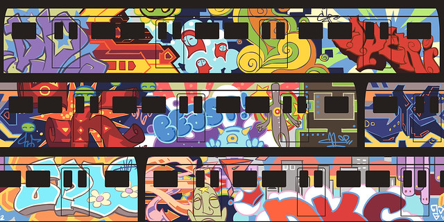Toronto Subway Cars