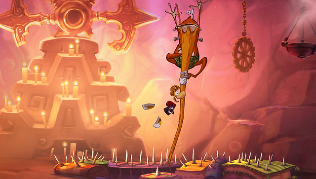 Rayman Origins for PS Vita