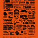 Logos, brand marks, and identities 2000—2011 poster by helloMuller