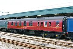 BR Mk.I Composite Compartment Coaches