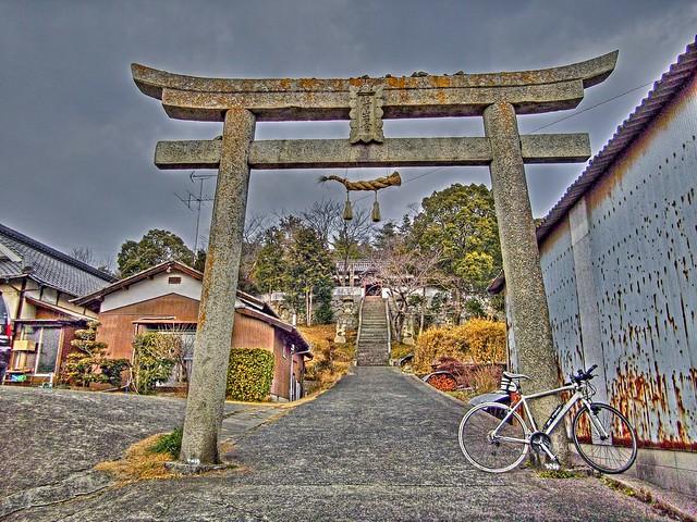 磐岩神社 #1
