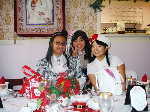 Wilma, Gina, and Aileen