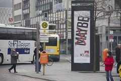 Be > Marlboro advertisment at Bahnhof Zoo in Berlin