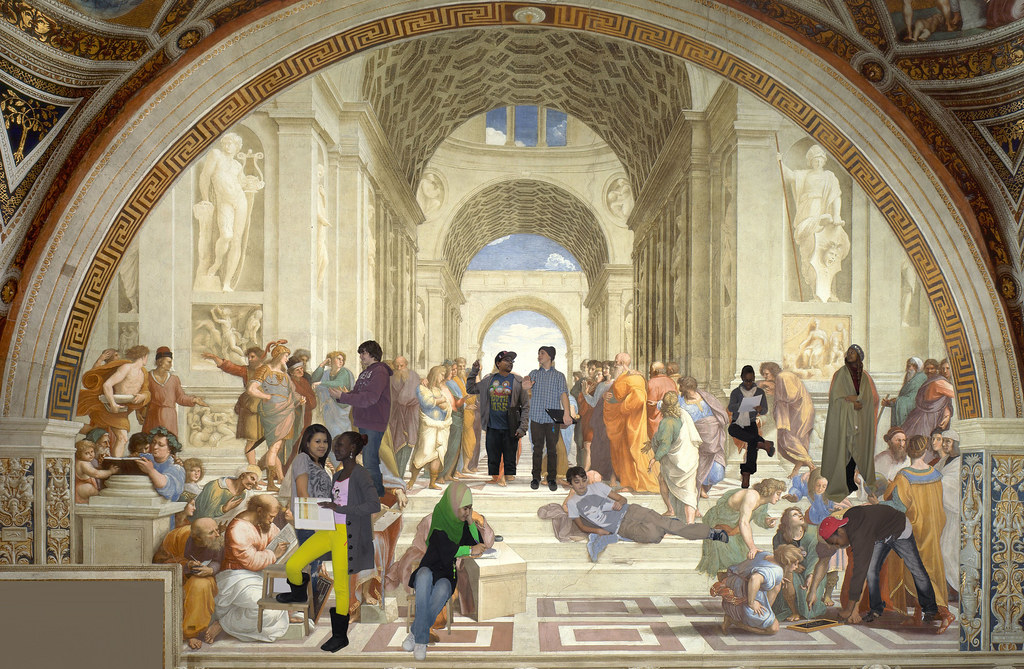GCE School of Athens