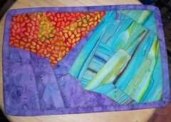 Carolyn's Project Quilting (Making Music) - Caroline