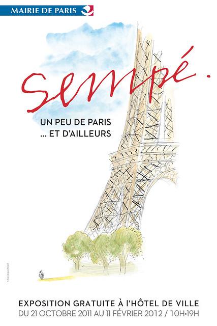 Exposition Sempé