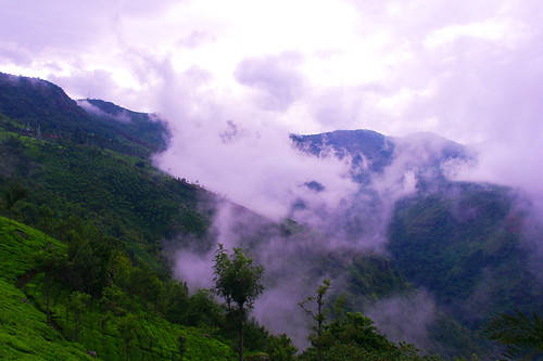 Misty Clouds by Kumaravel