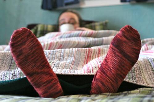 bed socks 1